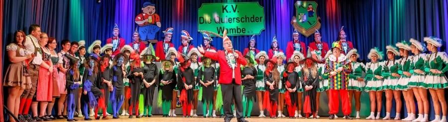 """Karnevalsverein """"Die Quierschder Wambe"""" e.V."""